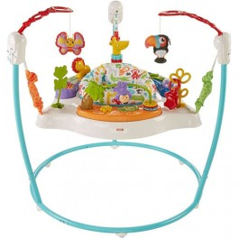 Pula Pula Jumperoo Animais Fisher Price