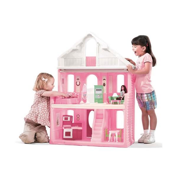 Pin casa de bonecas 4jpg on pinterest - Casas de princesas ...